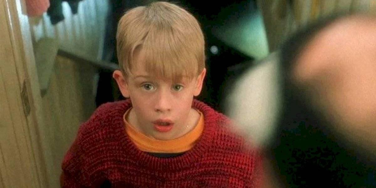 "Divertida reacción de Macaulay Culkin a nueva versión de ""Home Alone"""