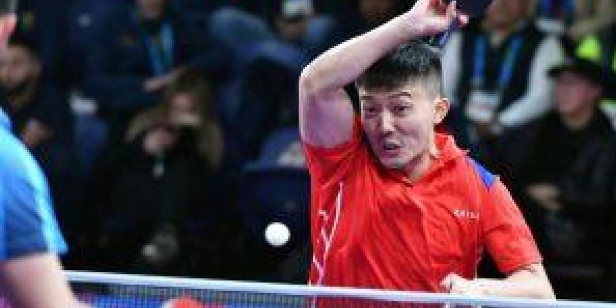 Jiaji Wu le da plata a RD en sencillos de tenis de mesa