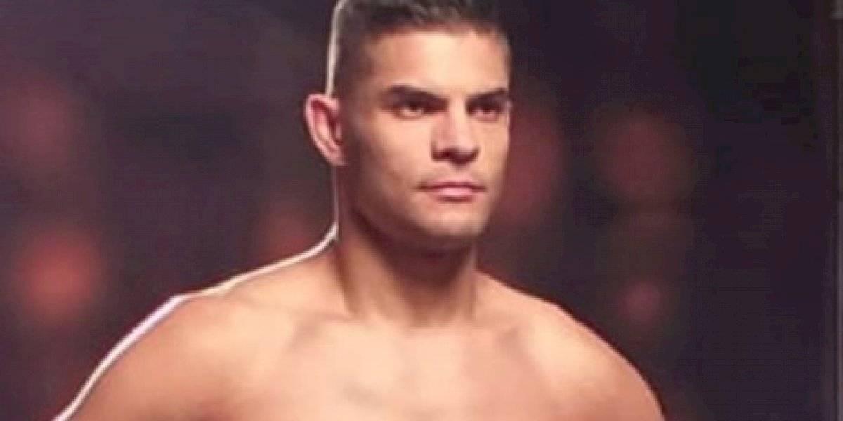 'Ya estoy en UFC y ahora hay que escalar dentro': 'Kazula' Vargas