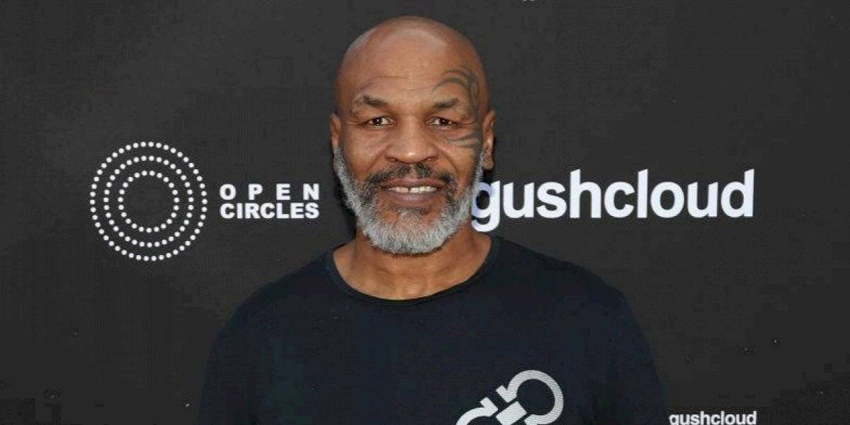Mike Tyson revela que usó la orina de sus hijos en controles antidopaje