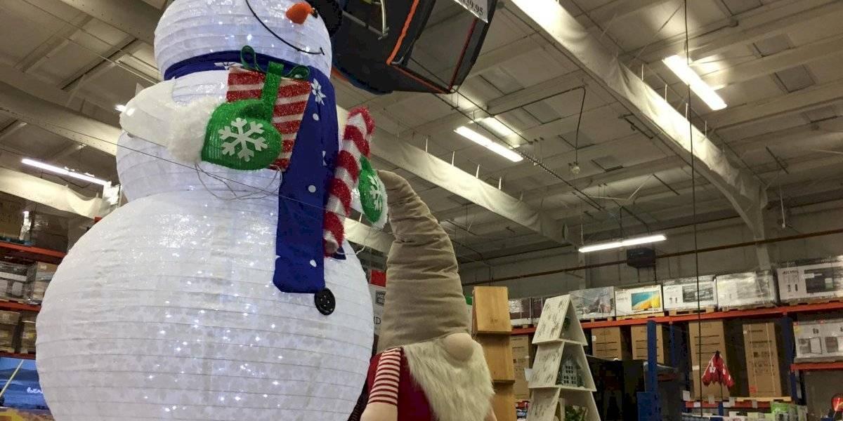Es agosto y ¿ ya llegó la Navidad? Comercios ya se alistan para el mes más lindo del año