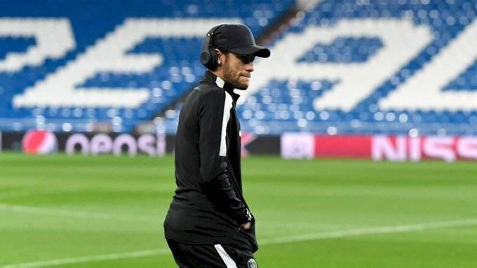 Neymar ha empezado a seguir a jugadores del Real Madrid en Instagram
