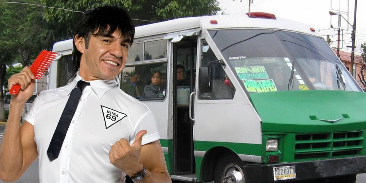 GPS será obligatorio para autobuses de transporte público en la CDMX
