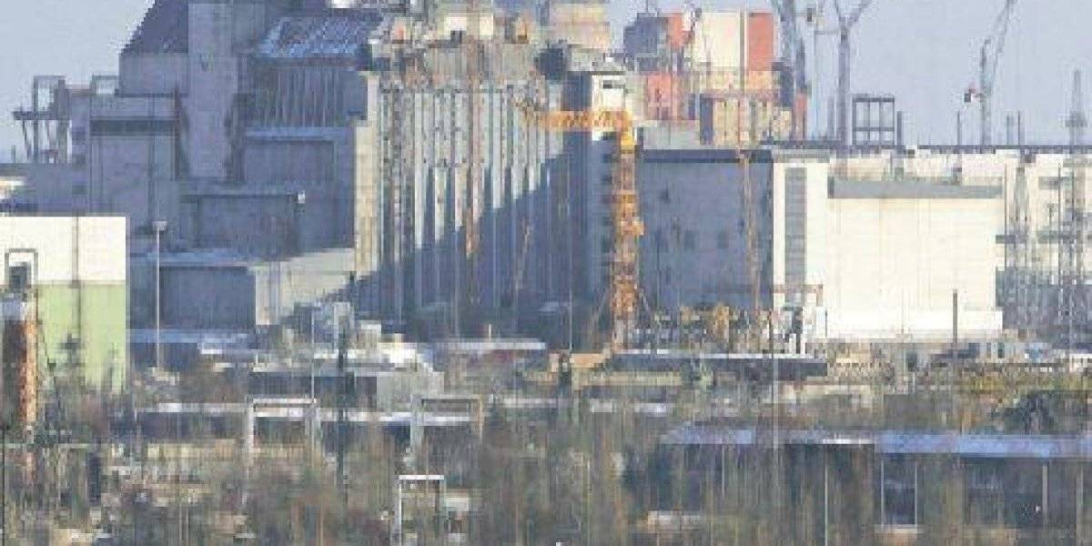 Así tendrán que desmantelar el primer sarcófago de Chernóbil