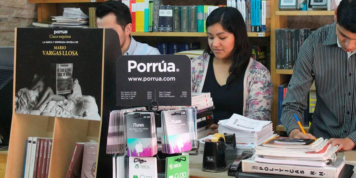 Peligro: si compraste alguna vez en librerías Porrúa tus datos podrían haber sido robados