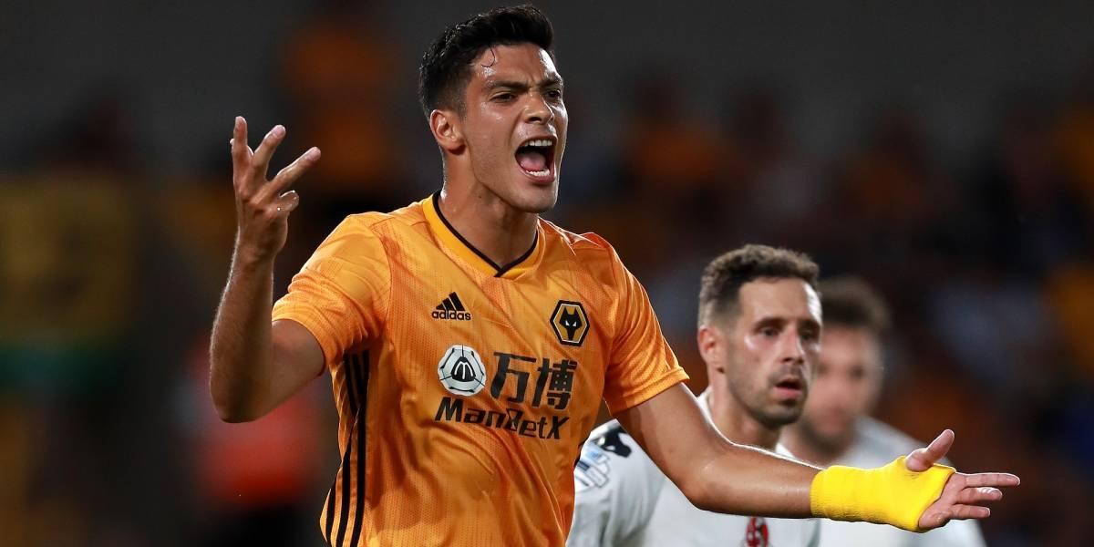 VIDEO: Raúl Jiménez marca doblete en Europa League