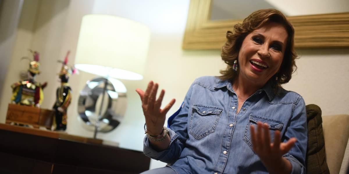 """El """"lado b"""" de la candidata a la presidencia Sandra Torres"""