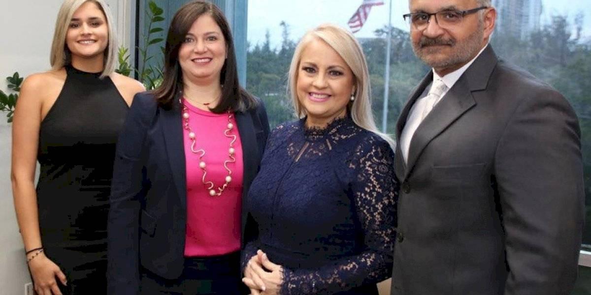 Wanda Vázquez jura como la segunda gobernadora de Puerto Rico