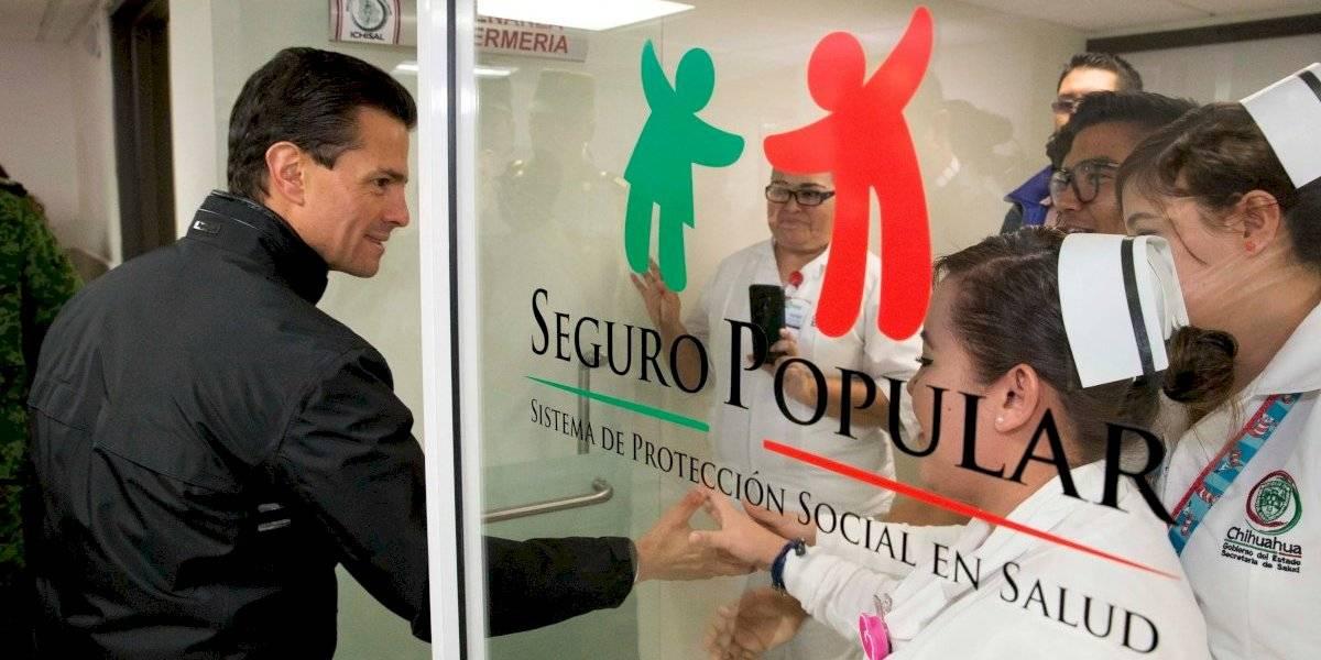 En el Seguro Popular había 'corrupción sistemática': Salud