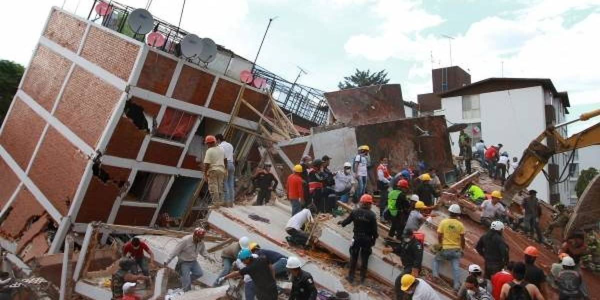 Conoce al sismo más fuerte registrado en la historia de México