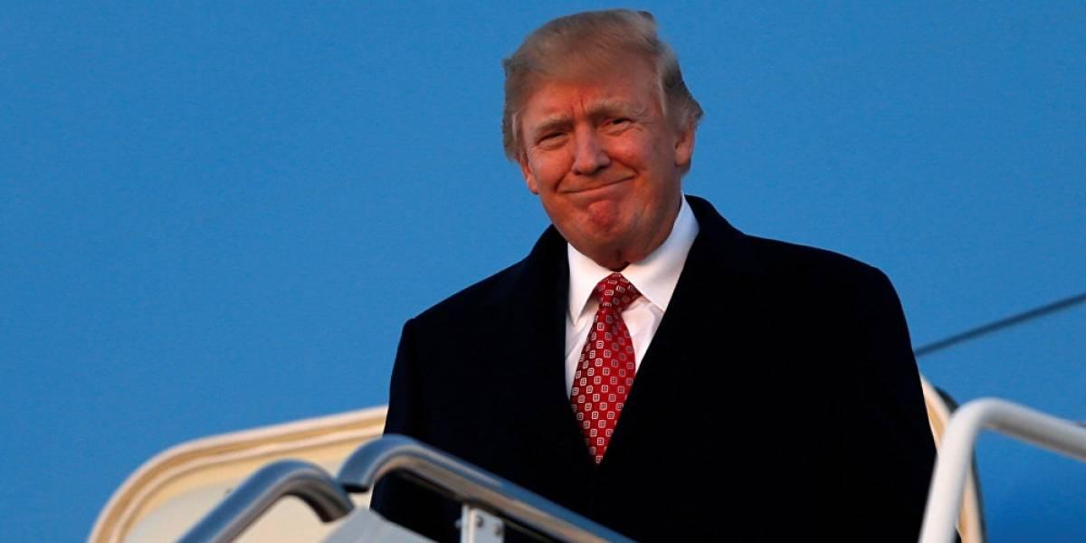 Trump visita Dayton y El Paso en medio de rechazo