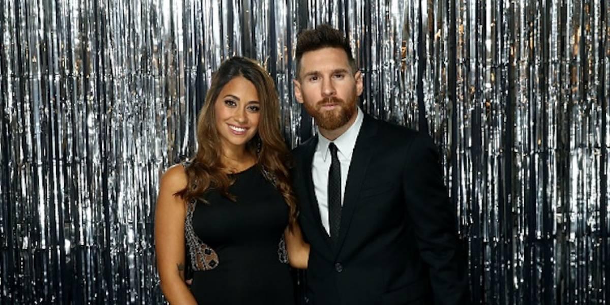 Video de Messi agarrándole las nalgas a Antonella en discoteca causa polémica