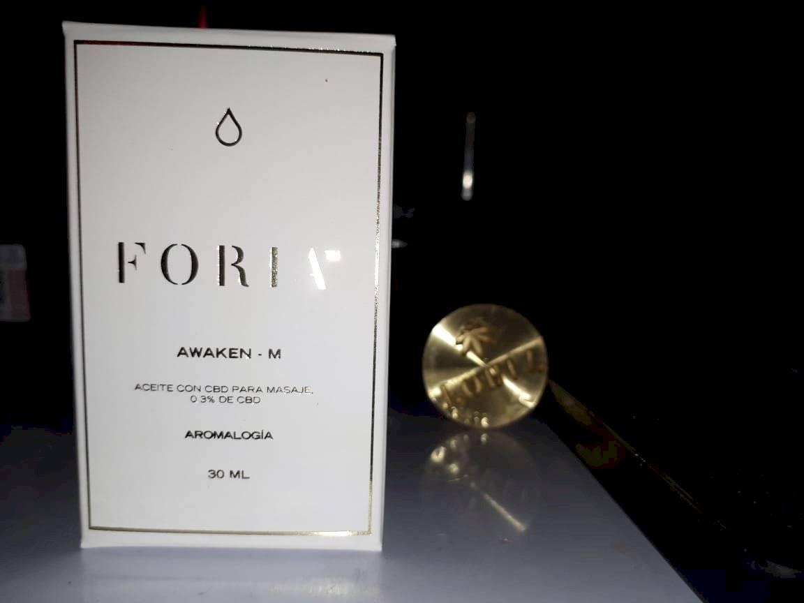 Foria, estimulante sexual | Aabye Vargas