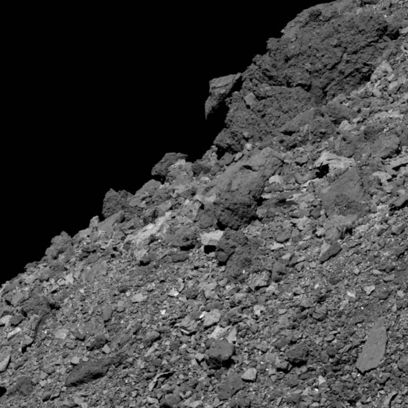 NASA - Asteroide Bennu