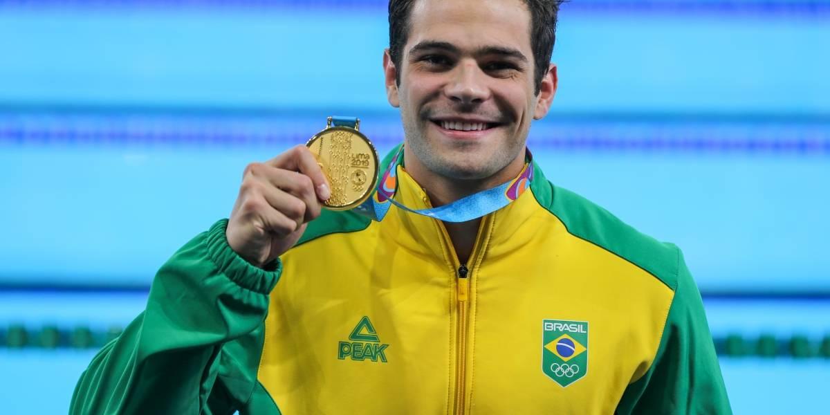 Pan-Americano: Marcelo Chierighini fala sobre seu primeiro ouro individual na natação