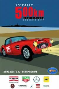Rally 500 Km Sport Clásicos