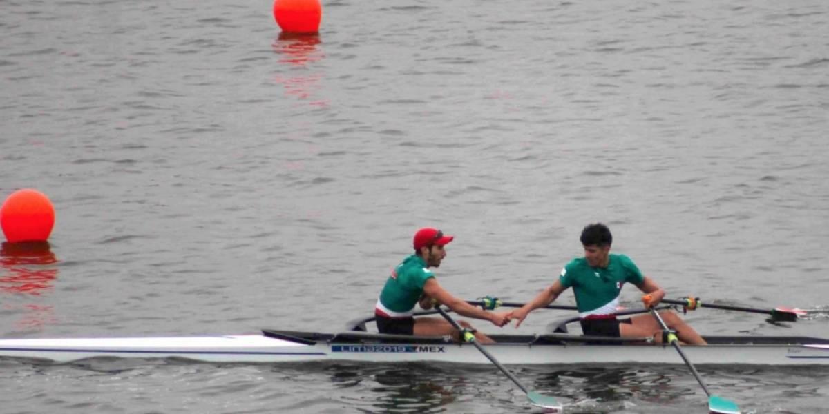 Alan Armenta y Alexis López consiguen el oro 28 para México en Lima 2019