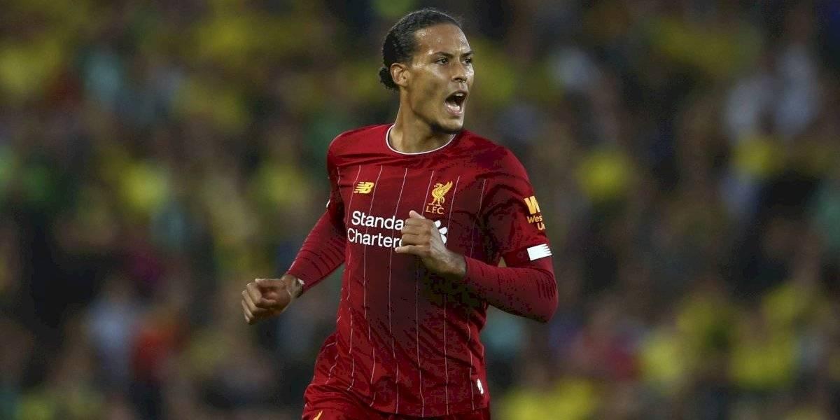Liverpool debuta con goleada en la Premier League e inicia el sueño de ser campeón por primera vez