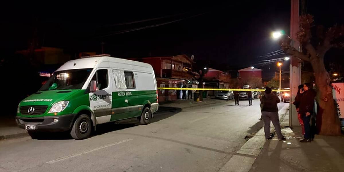 Ejecutó al menos 70 disparos y mató a cinco personas: los detalles tras asesinatos en local de tragamonedas que conmocionó a Puente Alto
