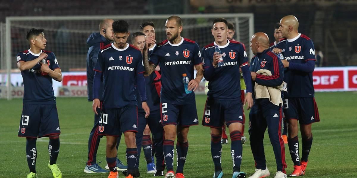 La U se juega una final por no descender ante Antofagasta en el debut de Hernán Caputto