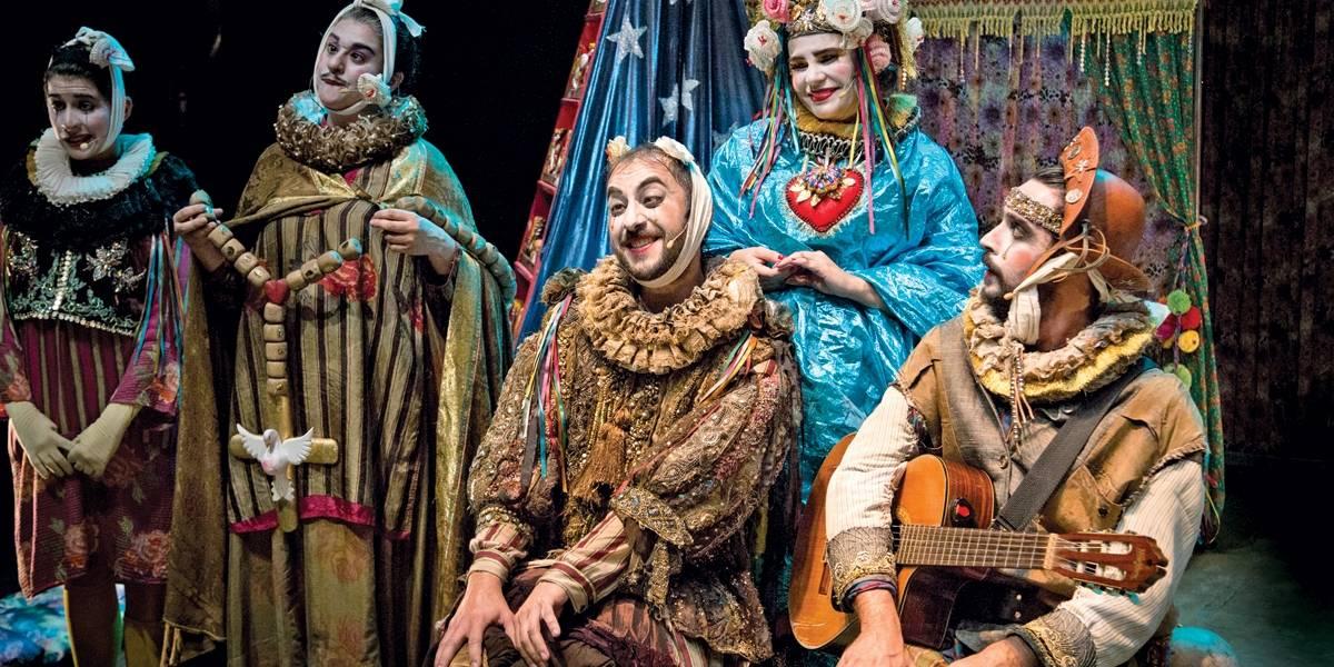 João Grilo e Chicó revivem no teatro