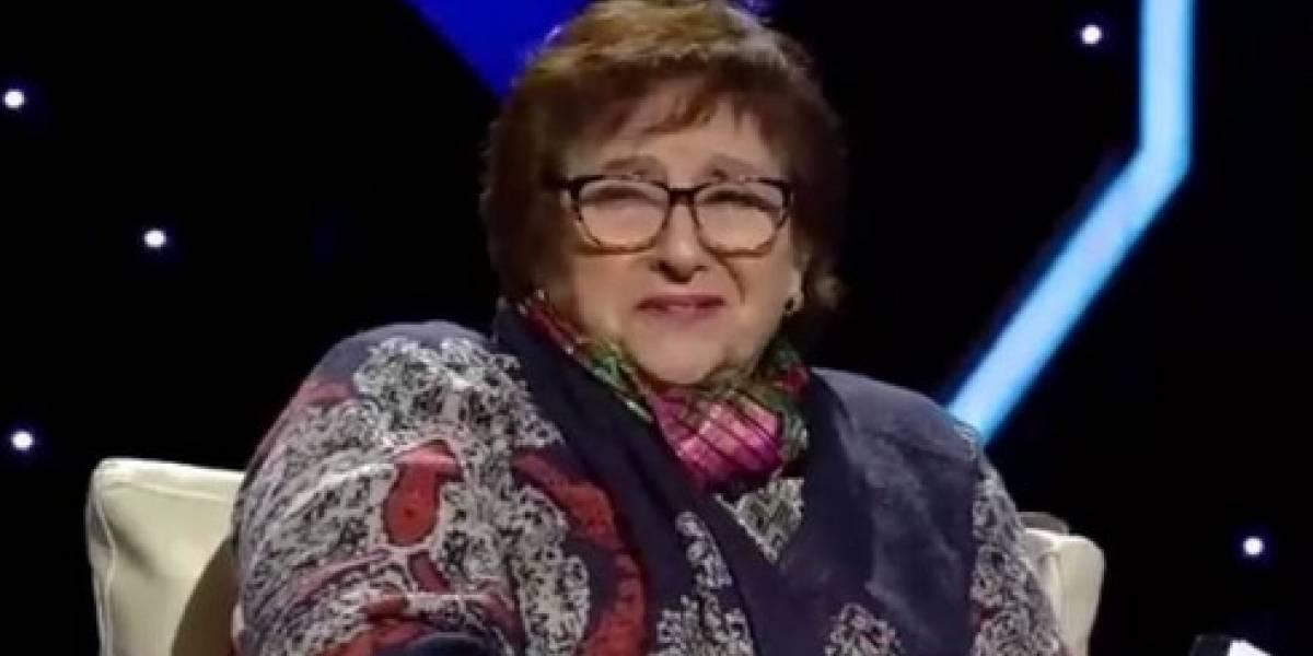 Doctora Cordero se fue en picada contra Mayte Rodríguez por viajar con su perro en avión