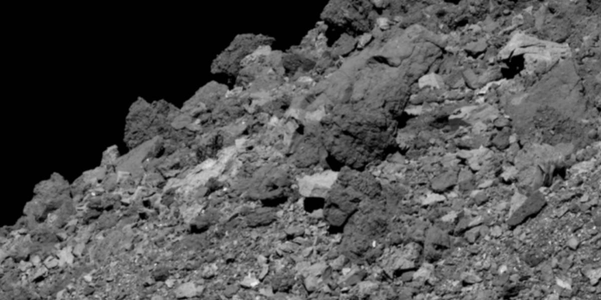 NASA vai utilizar nomes de pássaros e criaturas mitológicas para batizar características do gigantesco asteroide Bennu