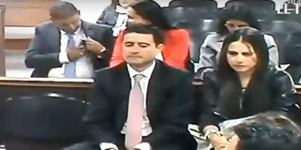 Hermano Uribe Noguera culpó al exfiscal Néstor Humberto Martínez de su caso