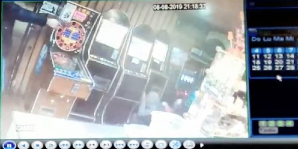 Nuevo registro de masacre en local de Puente Alto: tirador ya está identificado y PDI trabaja en su captura