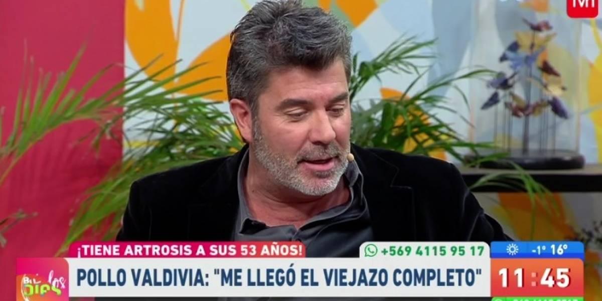 """""""Esto es una lección"""": """"Pollo"""" Valdivia explicó la mala práctica que lo llevó a desarrollar artrosis"""