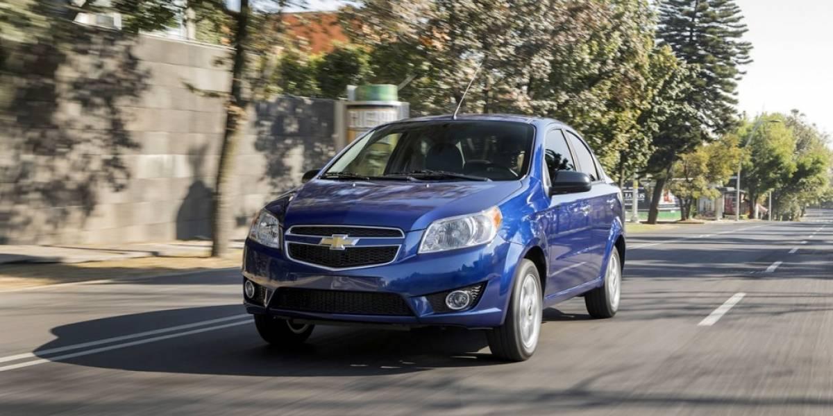 Chevrolet Aveo 2018, ¿de qué está hecho este sedán familiar?