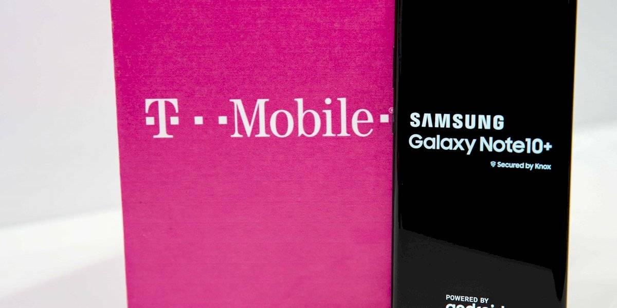 T-Mobile anuncia preordenes del Samsung Note 10 y Note 10+