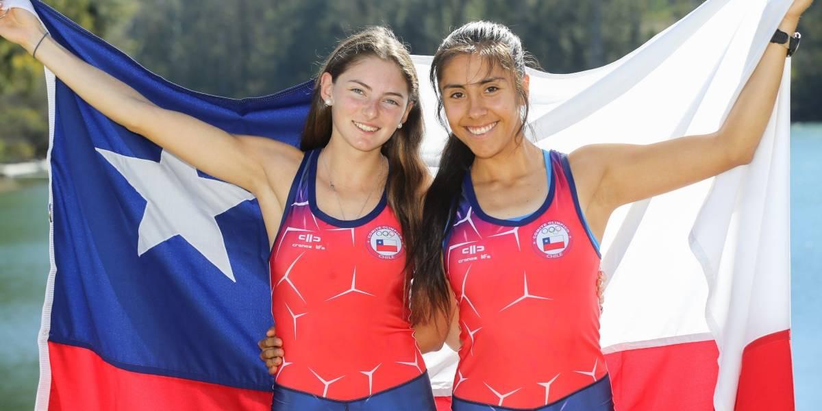 Dupla de Kalleg y Abraham consiguieron nueva medalla de oro para Chile