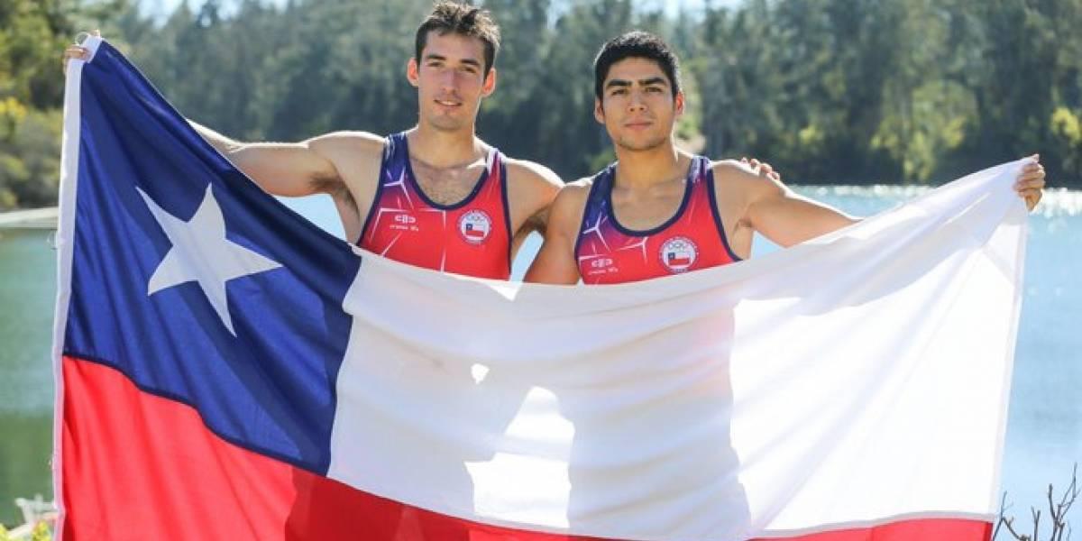 El remo aportó histórica medalla de oro para Chile que iguala el récord de los Juegos Panamericanos de Buenos Aires 1951
