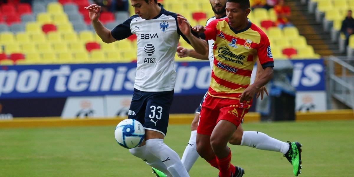 Se suspende el segundo tiempo del Monarcas-Monterrey