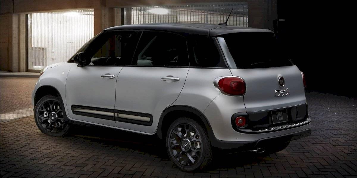 Anuncian disponibilidad de la Edición Urbana del Fiat 500L