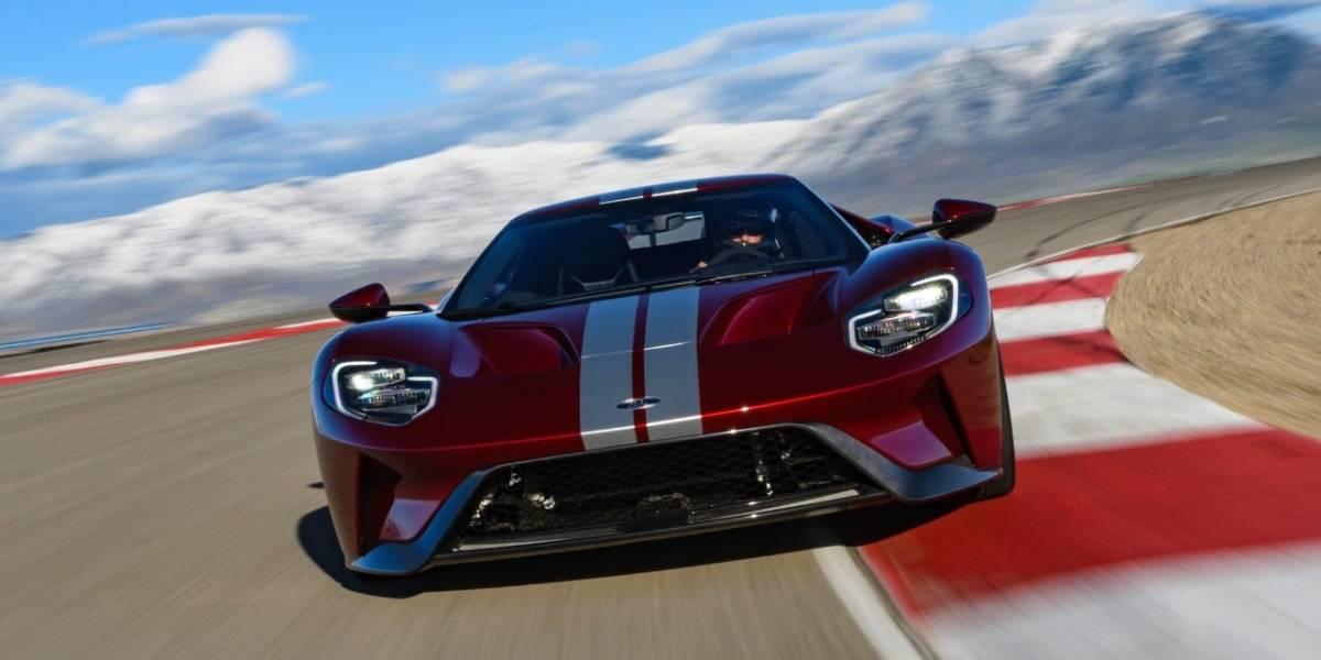 El superdeportivo Ford GT ya está en México