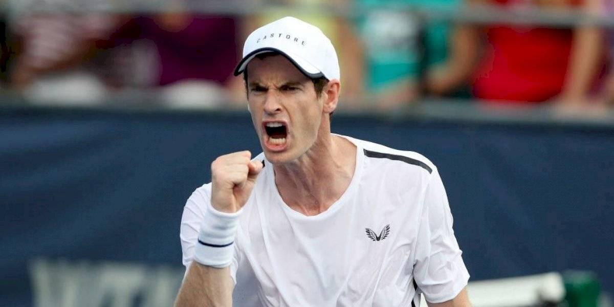 Andy Murray regresó con un sabor agridulce — ATP Cincinnati