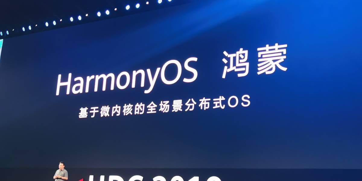 HarmonyOS es el nuevo sistema operativo de Huawei que está listo para reemplazar a Android