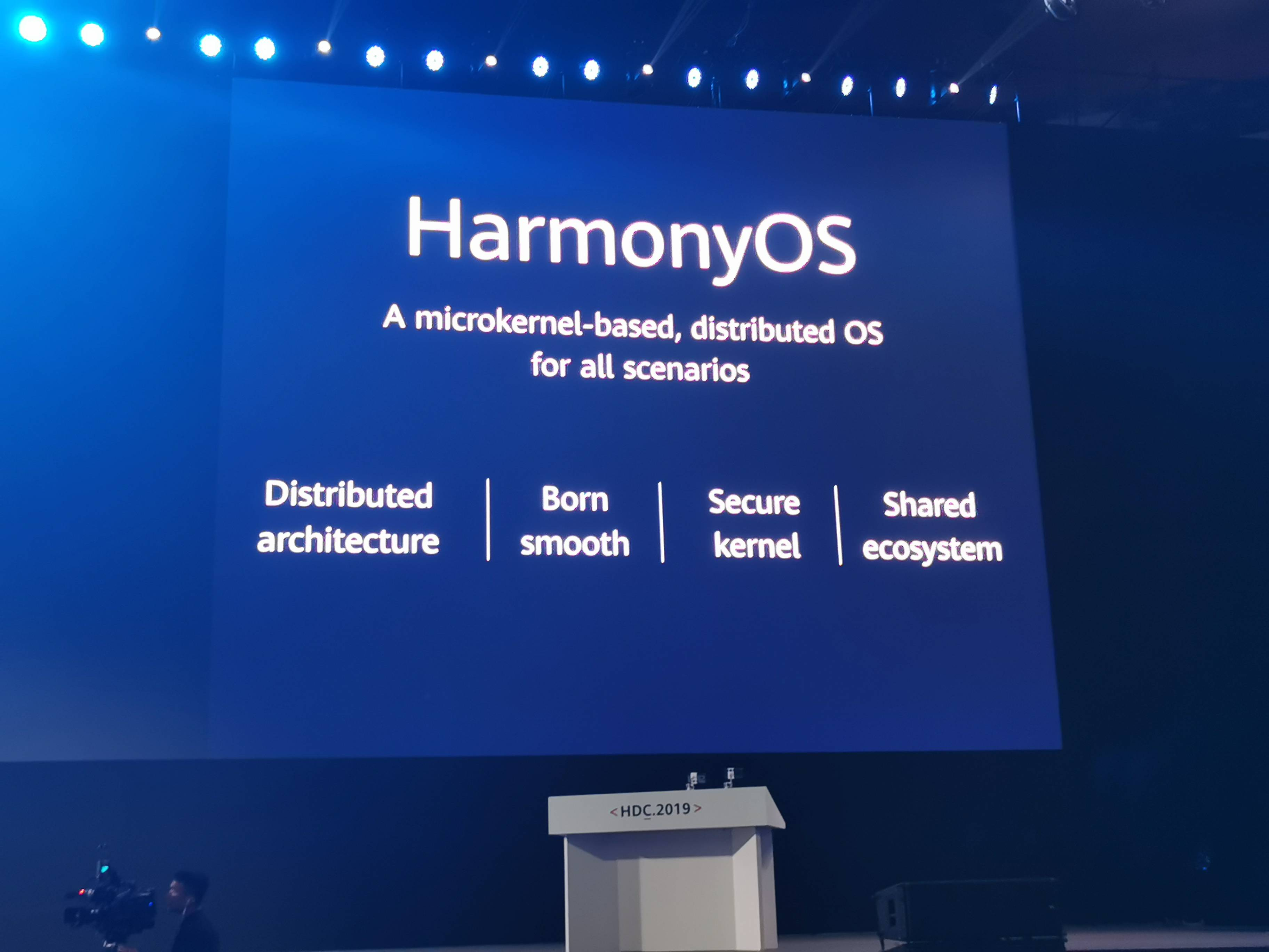 HarmonyOS is Huawei's new operating system ready to replace