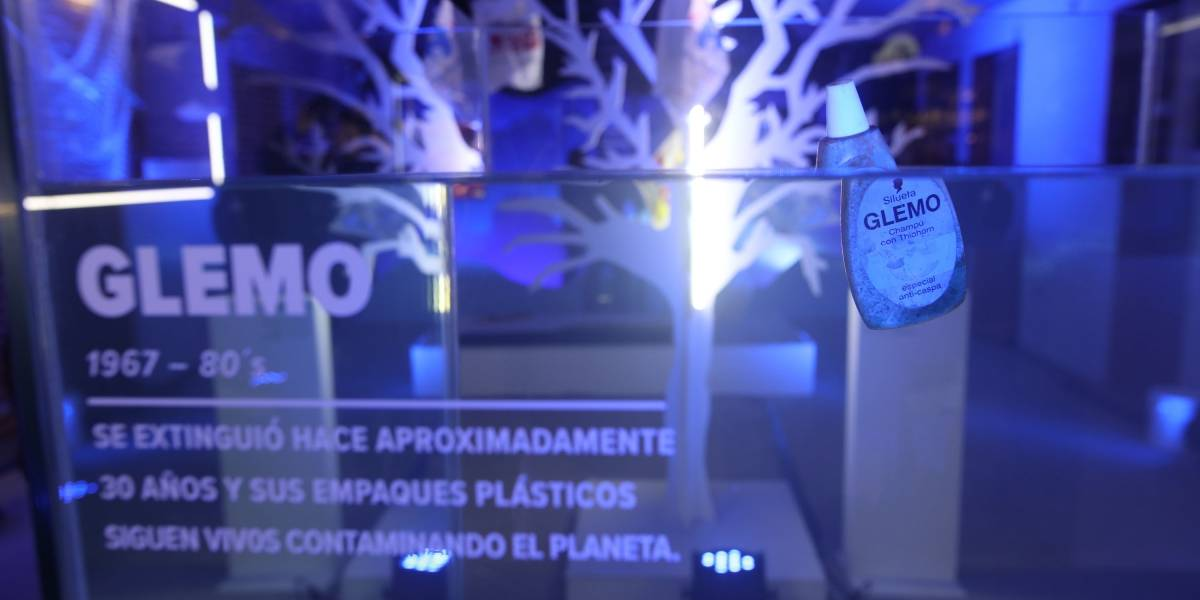 El Museo de la Extinción, de Greenpeace, estará disponible este fin de semana