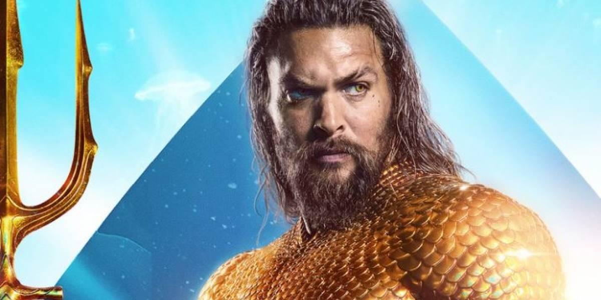 """Jason Momoa anunció que no filmará la secuela de """"Aquaman"""" por esta noble razón"""