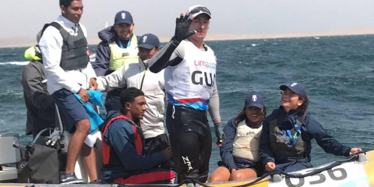 Juan Ignacio Maegli se baña de oro de Lima 2019