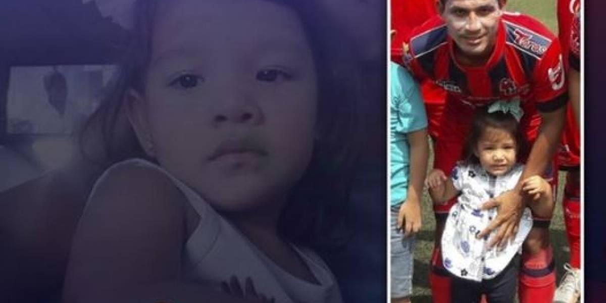 Jugadores de Malacateco se solidarizan con hija de Jorge Sánchez Laparra