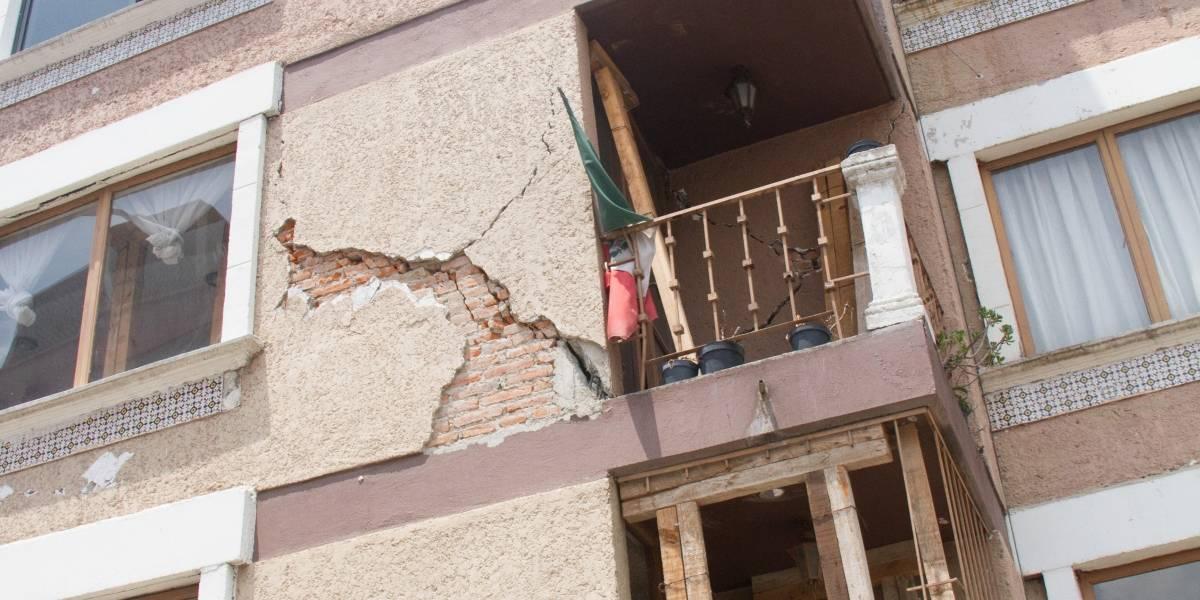 Rechaza Gobierno de la CDMX desatención a damnificados de sismos