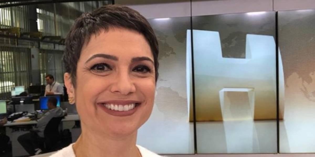 Sandra Annenberg deixa o 'Jornal Hoje' e assume outra atração na emissora
