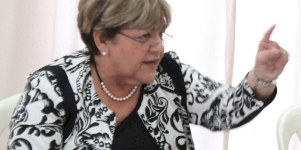 """""""Mayita"""" Meléndez rechaza que quiera irse al Senado o a Washington"""