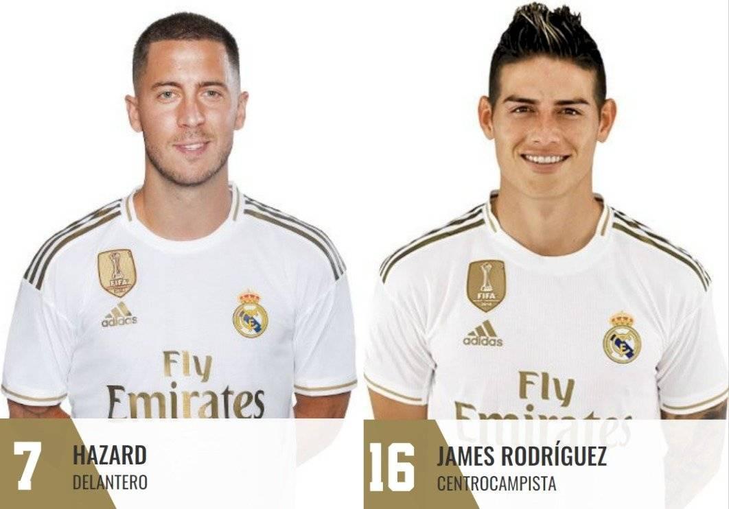 Hazard y James