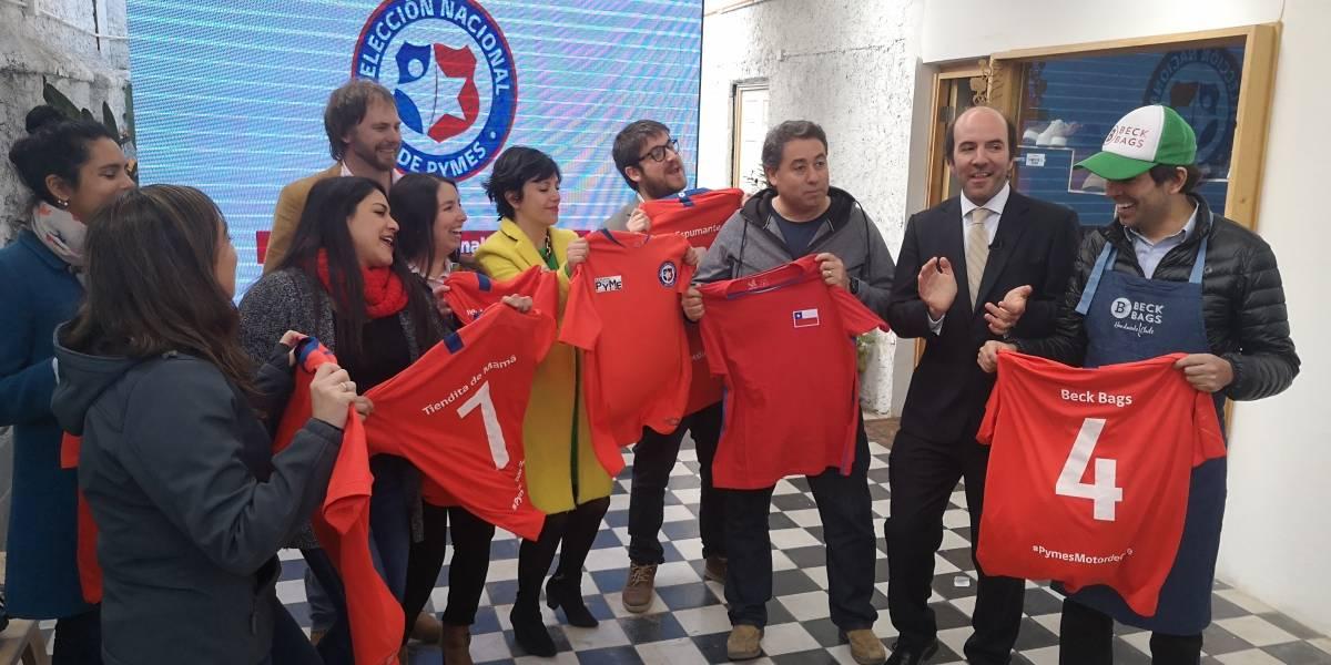 Mira cómo ser parte o votar para elegir a La Roja de las pymes