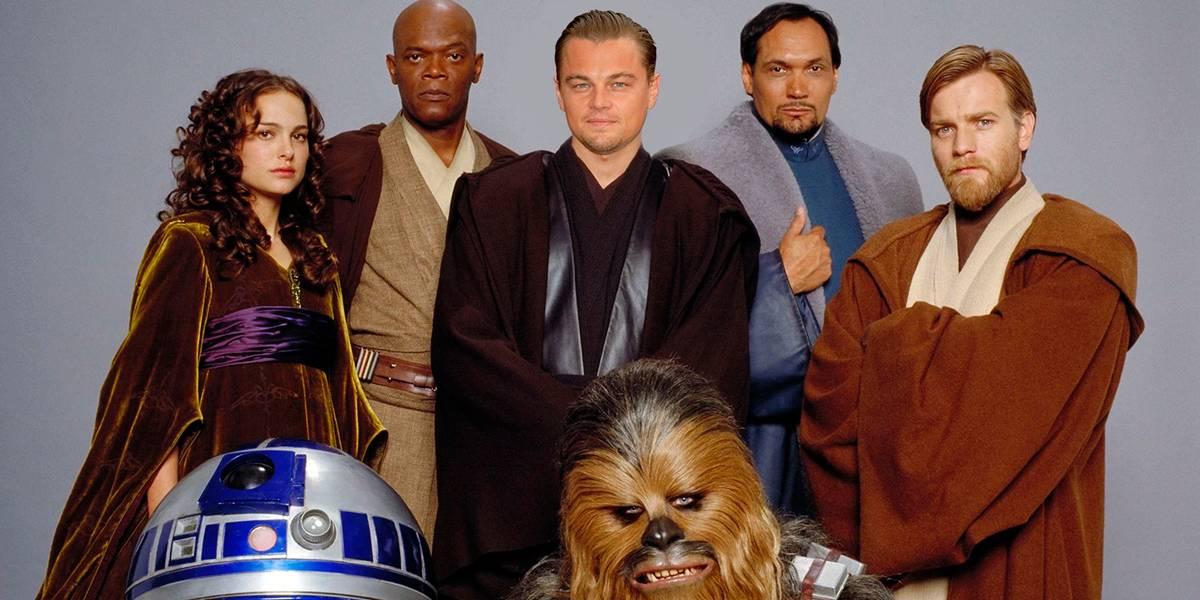 Leonardo DiCaprio revela por qué no fue Anakin Skywalker en Star Wars